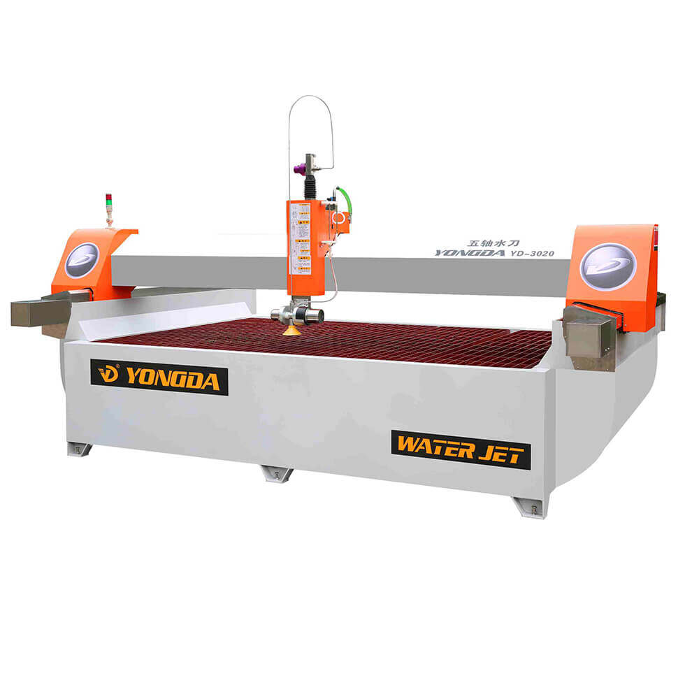 AB 5 Axis Waterjet Cutting Machine
